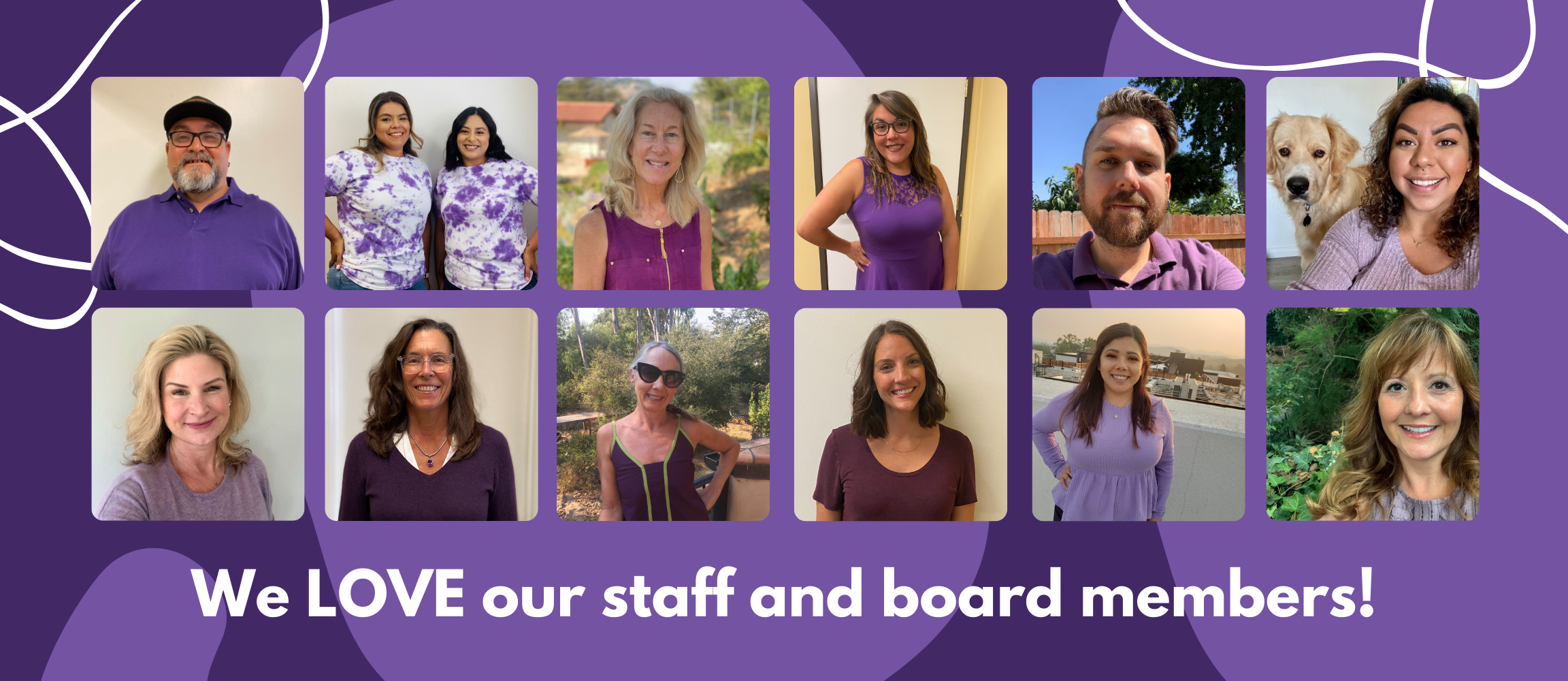 Staff and board members – Web Slider